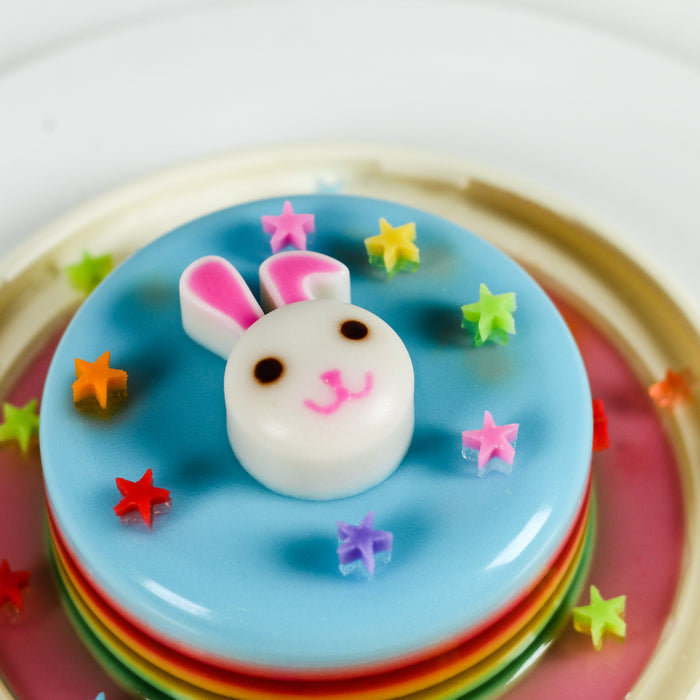 Bunny Jelly 4 inch - Cake Together - Online Birthday Cake Delivery
