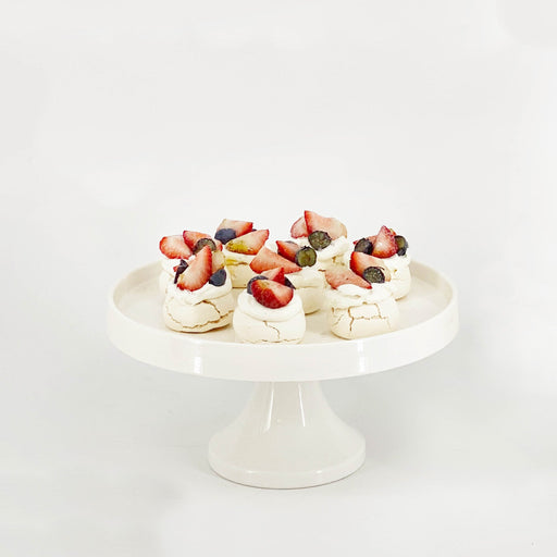 Mini Berry Pavlovas 16 pieces