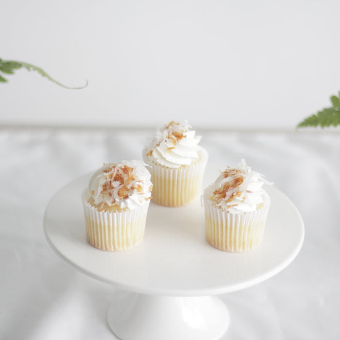 Lemon Coconut Cupcakes | Cake Together | Online Cake Delivery