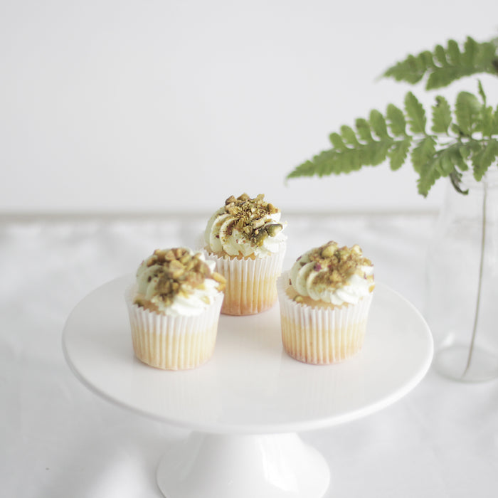 Key Lime Pistachio Cupcake | Cake Together | Online Cake Delivery