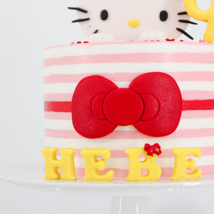 Pinky Hello Kitty | Cake Together | Online Birthday Cake Delivery