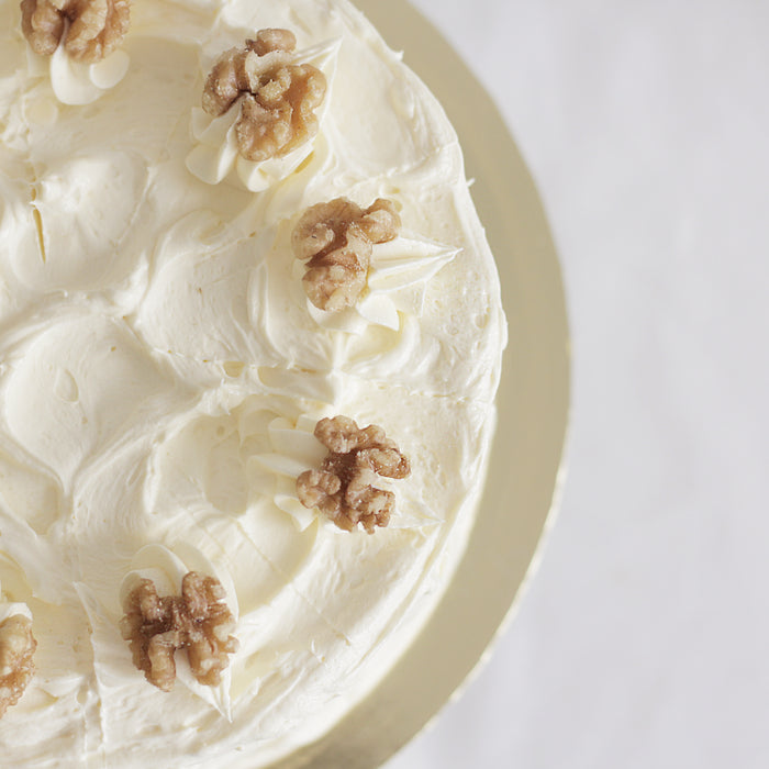 Carrot Walnut Cake | Cake Together | Online Cake Delivery