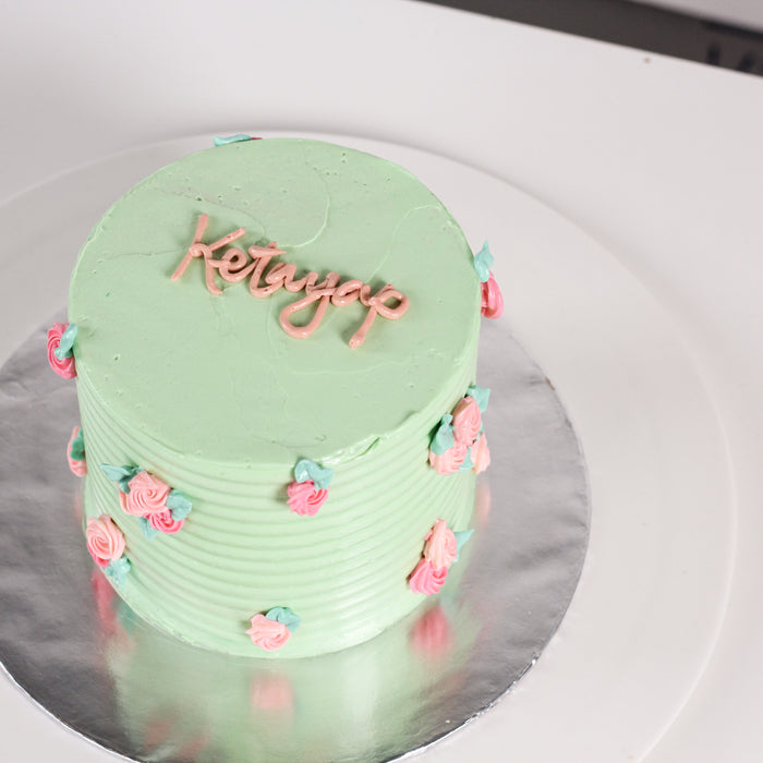 Kueh Ketayap Cake - Cake Together - Online Birthday Cake Delivery