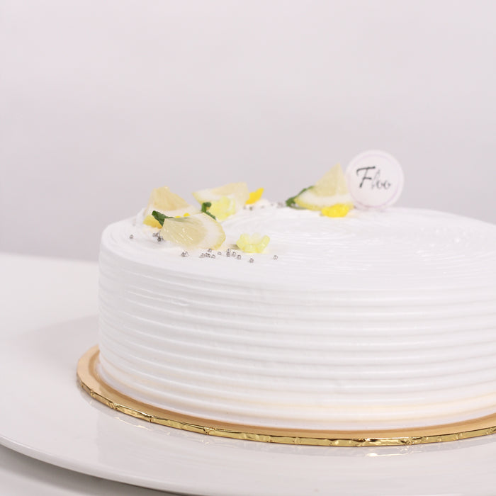Lemonie - Cake Together - Online Birthday Cake Delivery