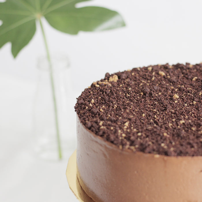 Mocha Caramel Mousse | Cake Together | Online Cake Delivery