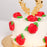 Vintage Love Cake 5 inch - Cake Together - Online Birthday Cake Delivery