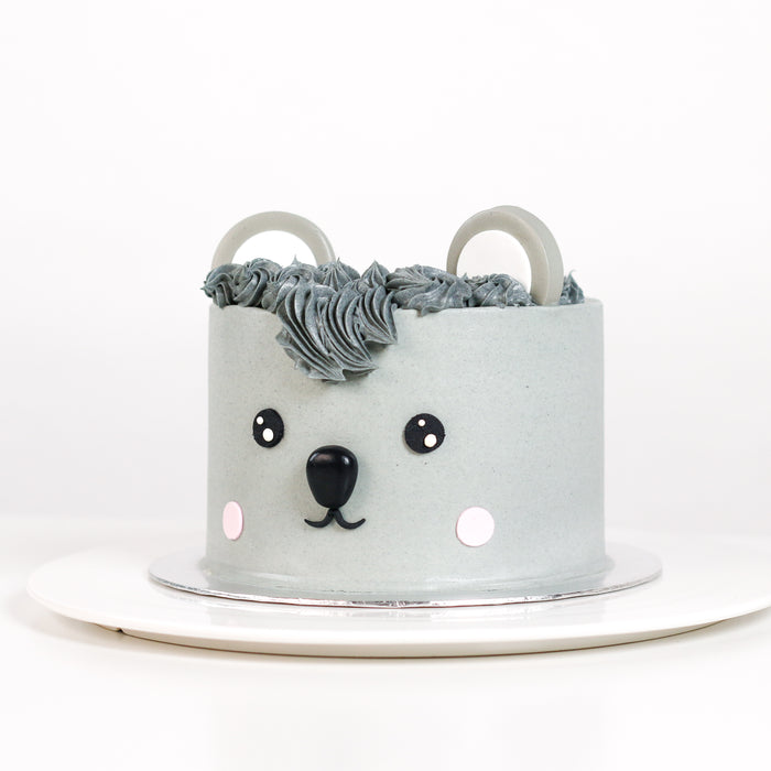 Cute Cute Koala Bear 5.5 inch - Cake Together - Online Birthday Cake Delivery