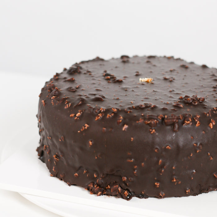 Chocolate Rocher Cake 8 inch - Cake Together - Online Birthday Cake Delivery