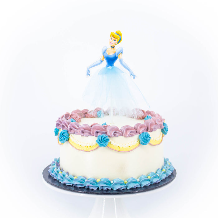 Awesome Ariel 6 Inch Cake Together Online Birthday Cake Delivery Funny Birthday Cards Online Alyptdamsfinfo