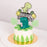 Happy Dinosaur Cake 5 inch - Cake Together - Online Birthday Cake Delivery
