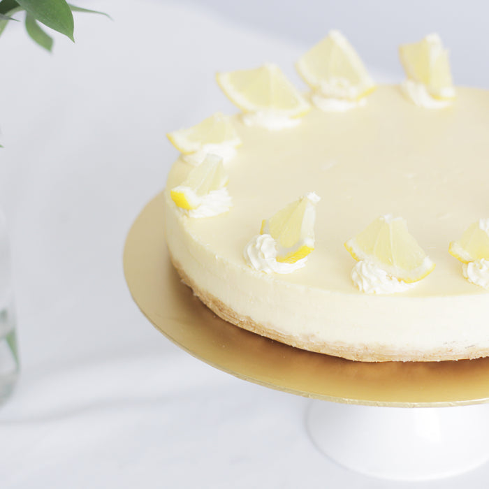 Lemon Cheesecake | Cake Together | Online Cake Delivery