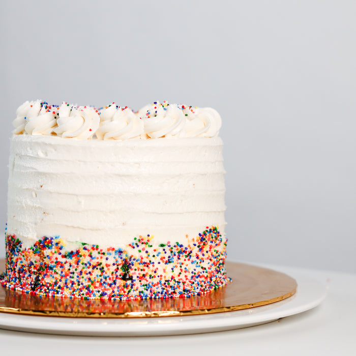 Vanilla Funfetti Cake - Cake Together - Online Birthday Cake Delivery