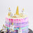 Rainbow Unicorn 6 inch - Cake Together - Online Birthday Cake Delivery