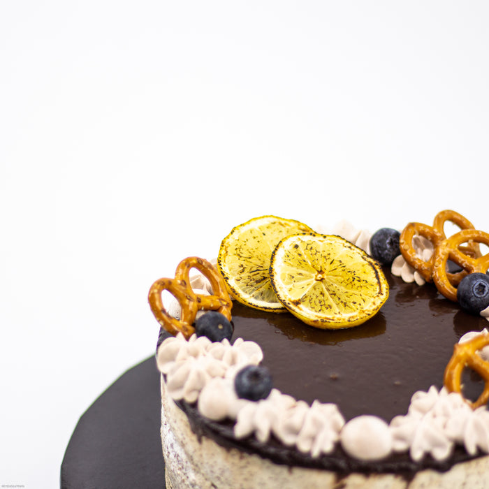 Earl Grey Chocolate Mousse - Cake Together - Online Birthday Cake Delivery