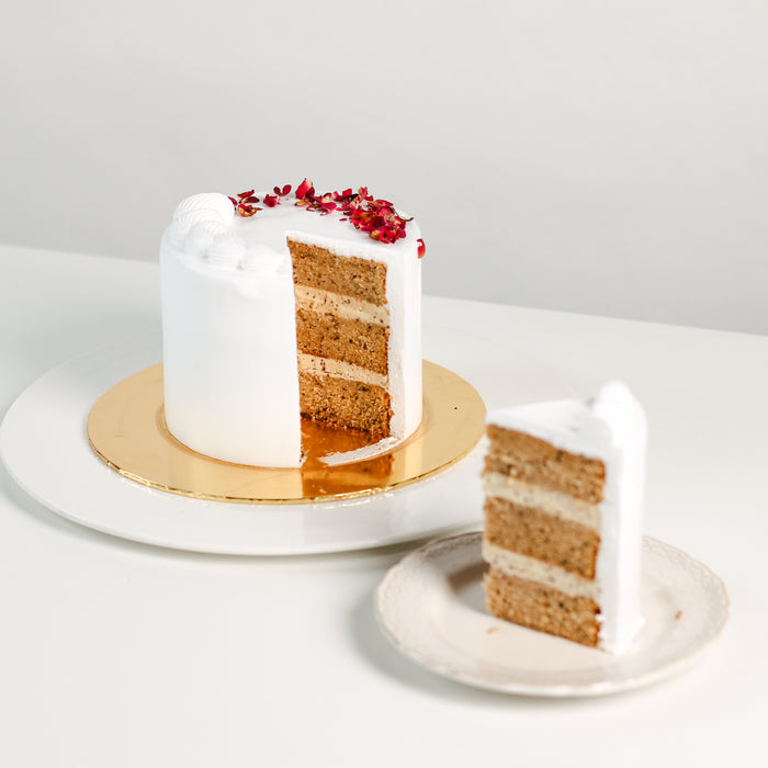 Earl Grey Tea Cake 5 inch - Cake Together - Online Birthday Cake Delivery