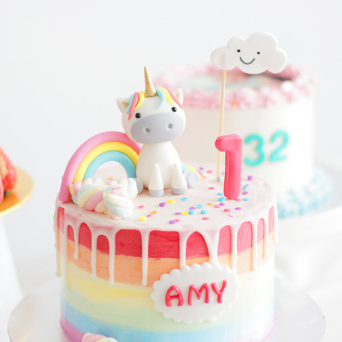 Unicorn Drip Cake | Cake Together | Online Cake Delivery