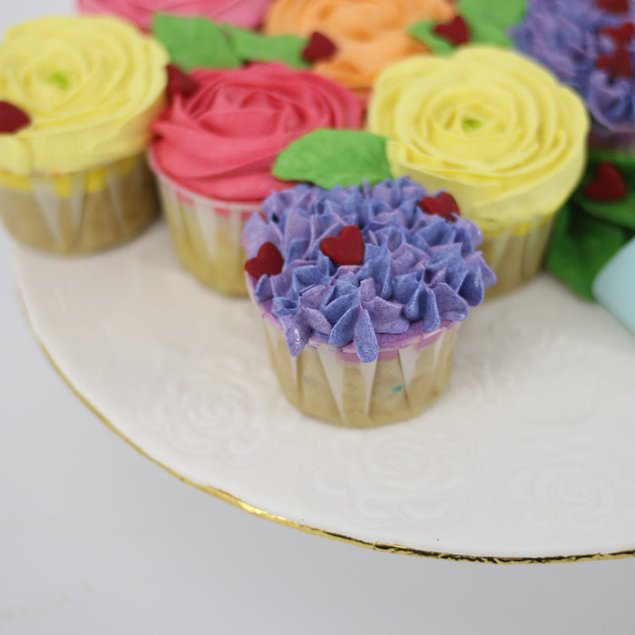 Cupcake Bouquet 9 pieces - Cake Together - Online Birthday Cake Delivery