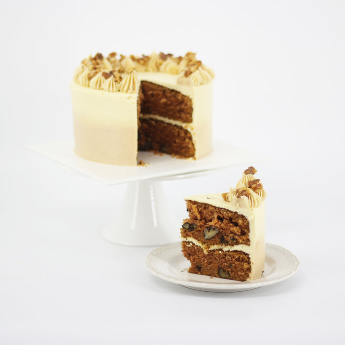 Carrot Walnut Cake - Cake Together - Online Birthday Cake Delivery