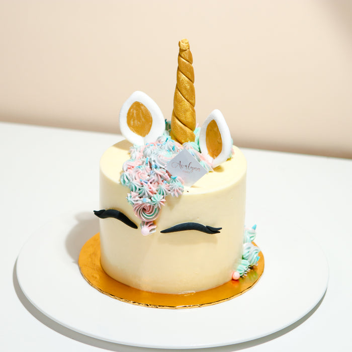 Magical Unicorn Cake 5 inch - Cake Together - Online Birthday Cake Delivery