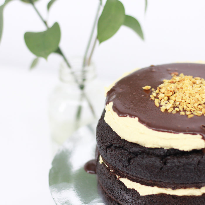 Peanut Butter Chocolate | Cake Together | Online Cake Delivery