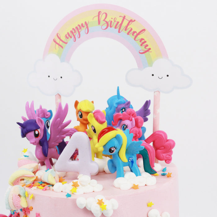 My Little Pony Cake | Cake Together | Birthday Cake Delivery