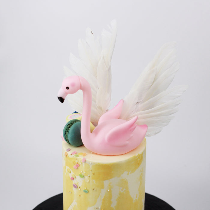 Flamingo Sunset 5 inch - Cake Together - Online Birthday Cake Delivery