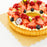 Strawberry Wreath Tart 8 inch