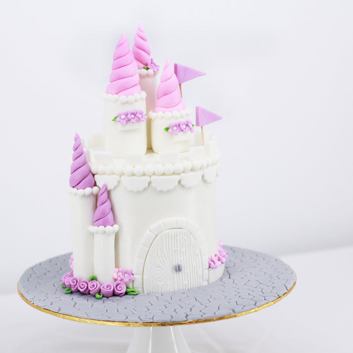 White Castle 5 inch | Cake Together | Online Cake Delivery
