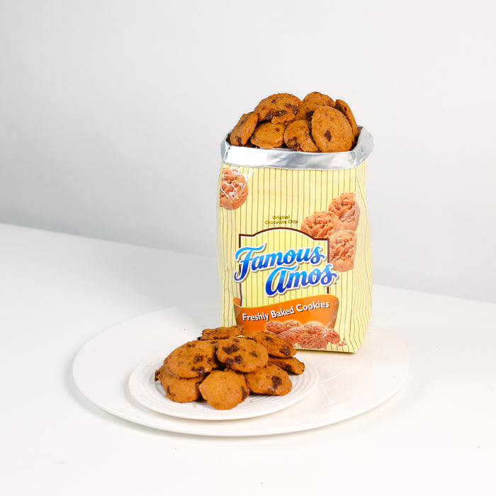 Famous Amos Cookies in Bag - Cake Together - Online Birthday Cake Delivery