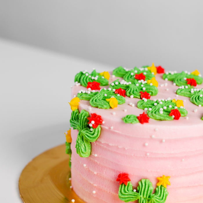 Cactus 5 inch - Cake Together - Online Birthday Cake Delivery