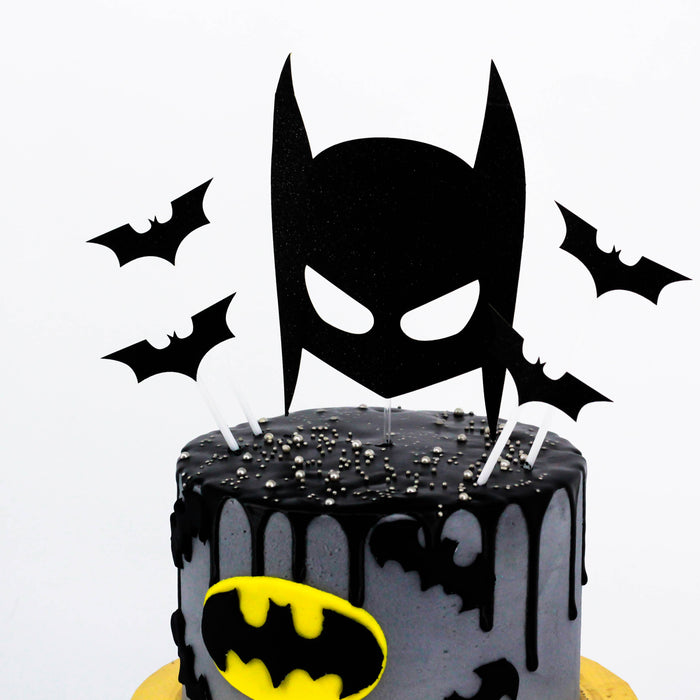 Swell Classic Batman Cake Cake Together Birthday Cake Delivery Personalised Birthday Cards Veneteletsinfo