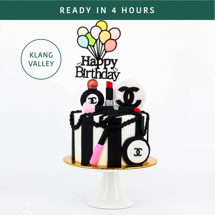 Chanel Cake - Cake Together - Online Birthday Cake Delivery