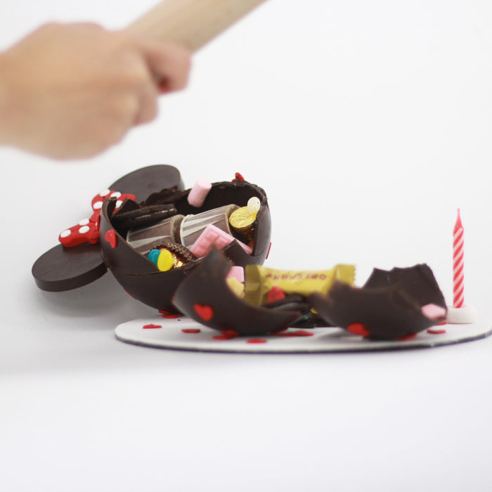 Minnie Mouse Chocolate Surprise