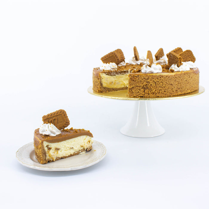Speculoos Cheesecake 9 inch