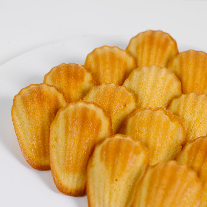 Lemon Orange Madeleines 15 Pieces - Cake Together - Online Birthday Cake Delivery
