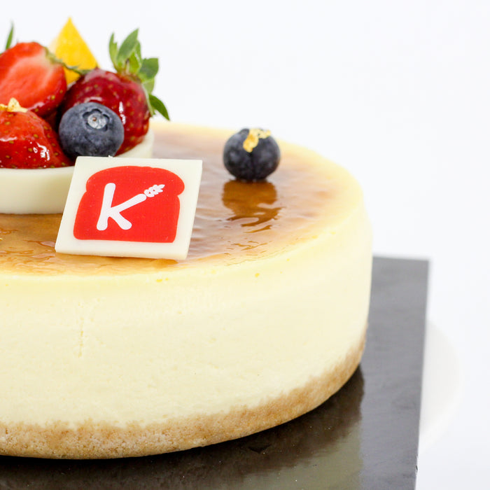 New York Cheesecake - Cake Together - Online Birthday Cake Delivery