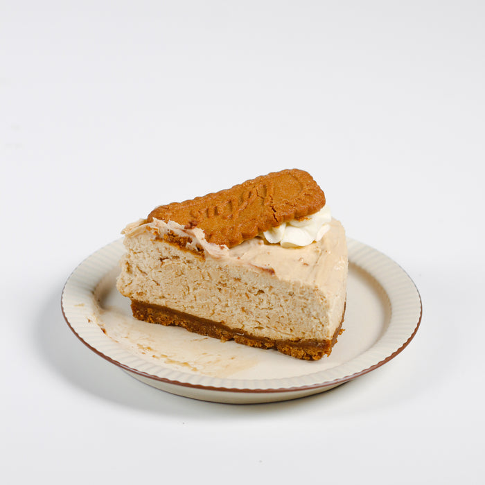 Biscoff Cheesecake 8 inch - Cake Together - Online Birthday Cake Delivery