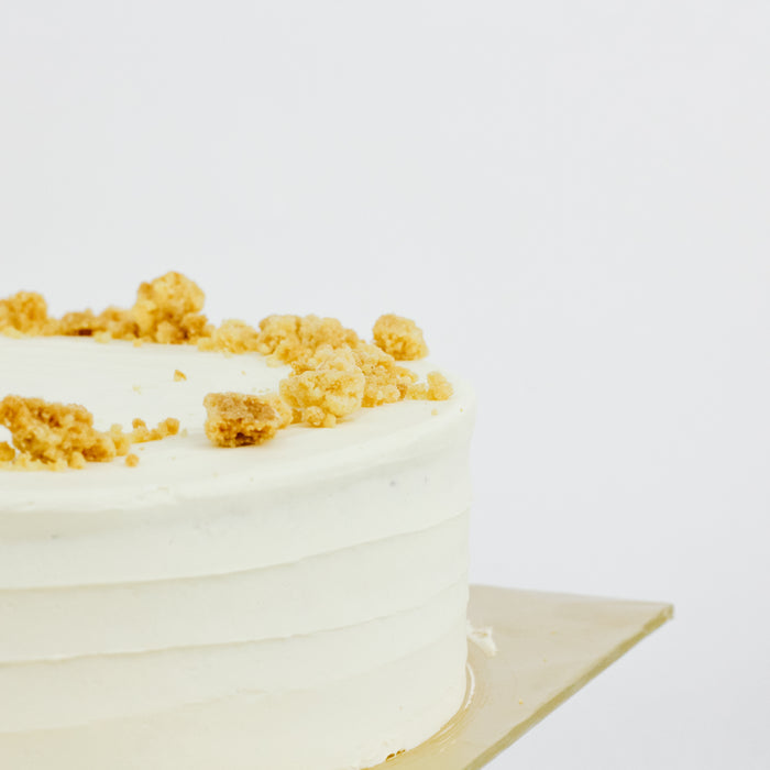 Butter Scotch 9 inch - Cake Together - Online Birthday Cake Delivery