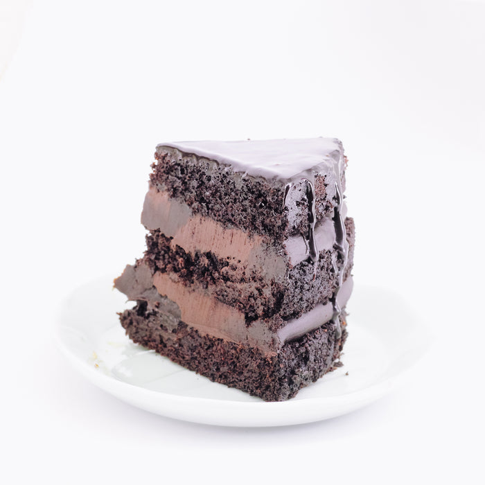 Nutella Chocolate Fudge 6 inch - Cake Together - Online Birthday Cake Delivery