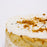 Earl Grey Lotus Biscoff Cake 7 inch - Cake Together - Online Birthday Cake Delivery