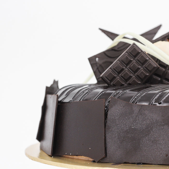 Dark Chocolate - Cake Together - Online Birthday Cake Delivery