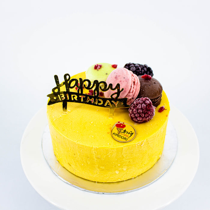 The Delicacy 5 inch - Cake Together - Online Birthday Cake Delivery
