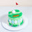 Golf Cake 5.5 inch - Cake Together - Online Birthday Cake Delivery