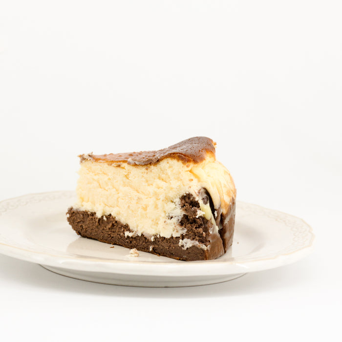Chocolate Burnt Cheese Cake - Cake Together - Online Birthday Cake Delivery