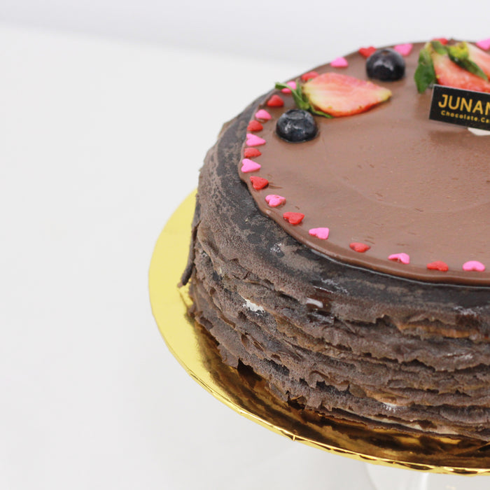 Neapolitan Mille Crepe 8 inch | Cake Together | Online Delivery