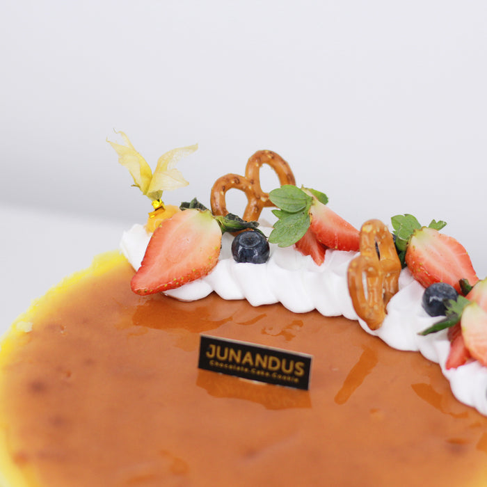 New York Cheese Cake | Cake Together | Online Cake Delivery