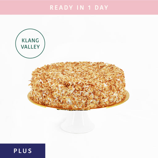Onde-Onde Mille Crepe 9 inch - Cake Together - Online Birthday Cake Delivery