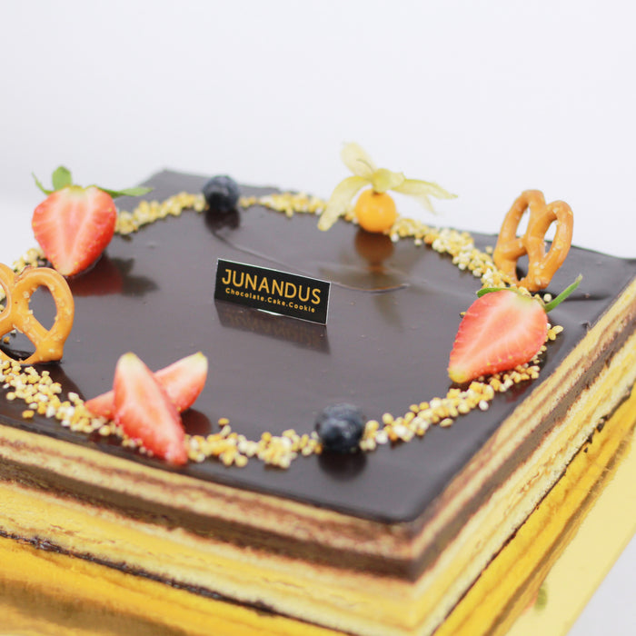Opera Cake | Cake Together | Online Cake Delivery