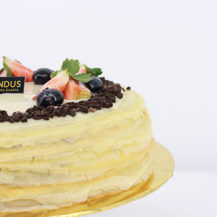 Oreo Mille Crepe 8 inch | Cake Together