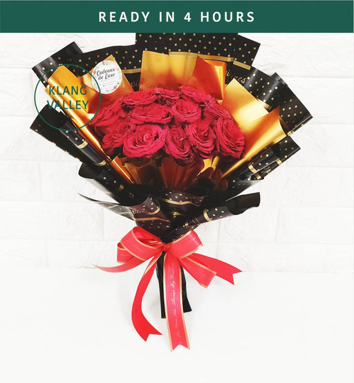 Be Mine Bouquet - Cake Together - Online Birthday Cake Delivery